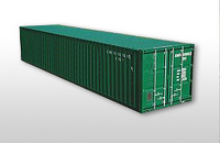 Container Dry 40 Feet