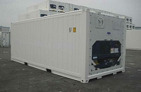Container Reefer 20 Feet