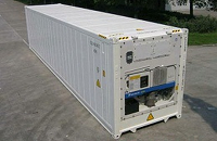 Container Reefer 40 Feet